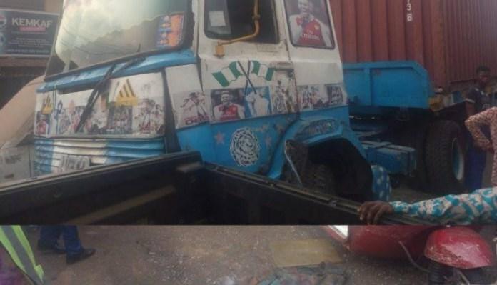 Truck Crushes Corps Member To Death In Benin-EkoHotBlog