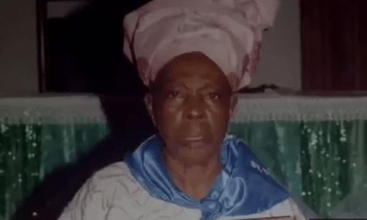 Chief Mrs. Bibiana Odutuga