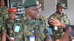 Army, Yahaya To Army Commanders: I Will No Longer Accept Excuses From You