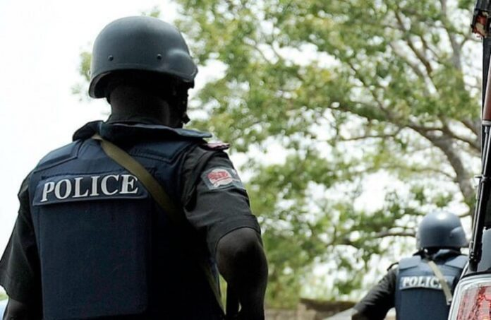 Police, Policemen, Dismissed Lagos Policeman, Police Confirms Abduction Of Pregnant Woman, Two Others In Ogun-EkoHotBlog