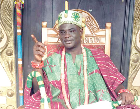Epe Monarch Calls For Acceleration Of Electricity Project As Vandals Attack Community