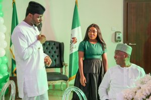 Get Involved Or Nigeria Will Not Change - Bukola Saraki
