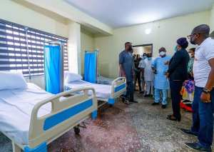Lagos Govt Will Collaborate With Organisations To Address Drug Abuse, Social Vices, Says Sanwo-Olu