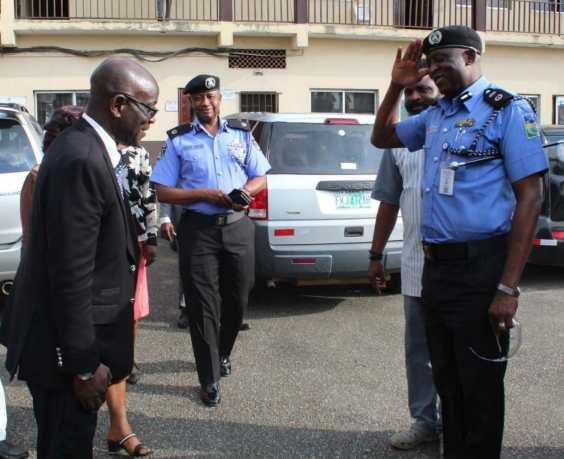 Lagos CP Celebrates Teachers