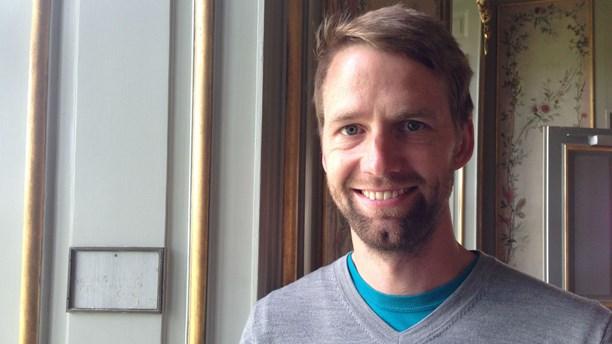 Nils Lidbaum, foto P4 Uppland