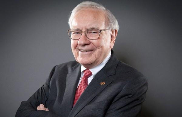 Warren Buffet ed il bicchiere mezzo pieno