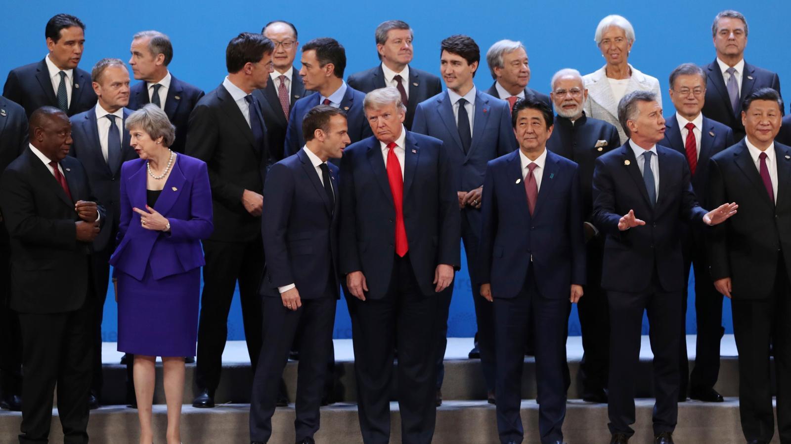 Tra G20 e OPEC. I mercati aspettano