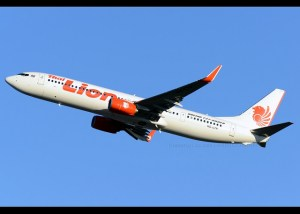 Lion air Boeing 737_photo de Christian Junker - AHKGAP