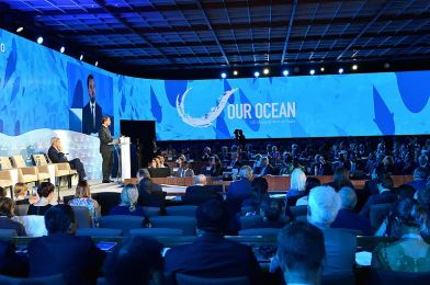 Our Ocean lutte contre la pollution plastique