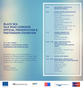 Invitation and Programme (English)