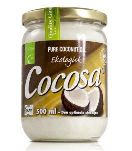 bästa kokosoljan test