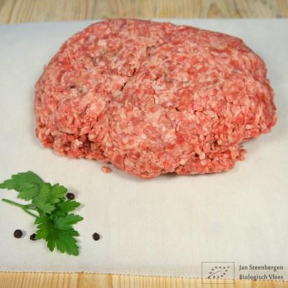 Berkshire varkensvlees - Half om Half gehakt Biologisch