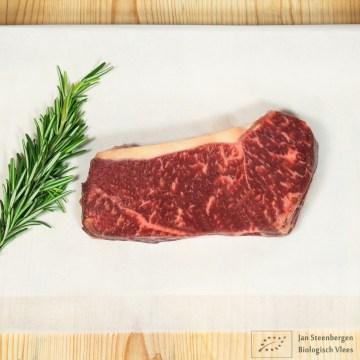 Koop je biologische Wagyu Entrecote bij Jan Steenbergen Biologisch Vlees