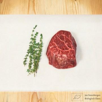 Koop je biologische Wagyu Ossenhaas Tournedos bij Jan Steenbergen Biologisch Vlees