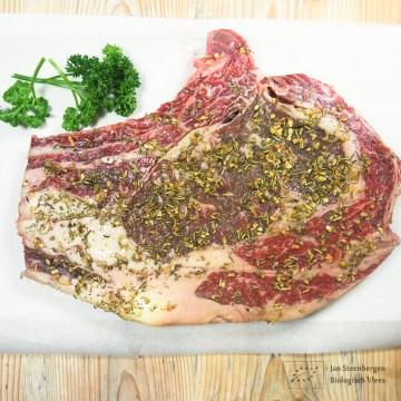 Biologisch Rundvlees - Wagyu Cote de Boeuf - gekruid