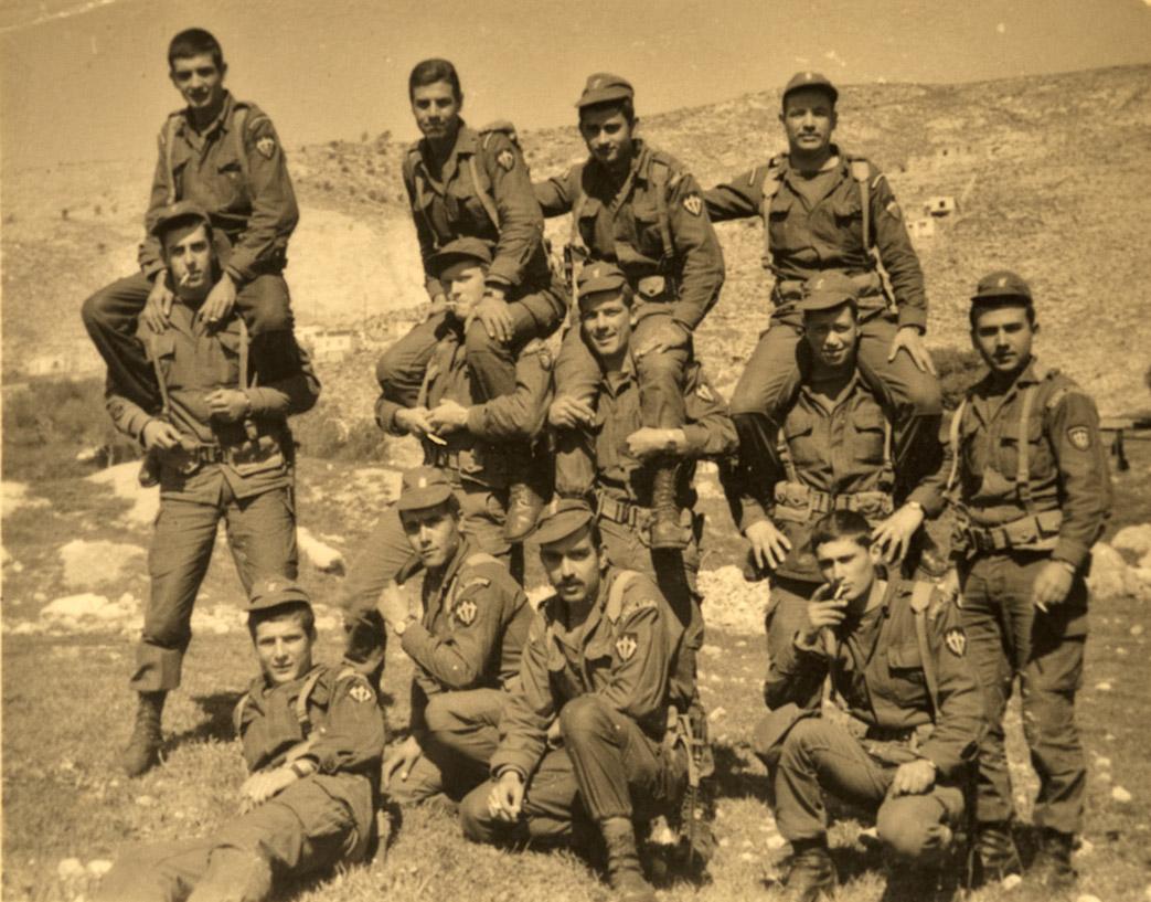 Απεικονίζονται οι στρατιώτες