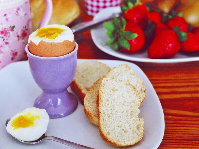 Jak ugotować jajka na miękko