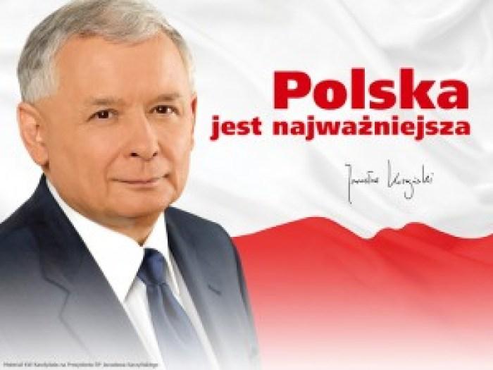 jaroslaw-kaczynski - Polska jest najważniejsza