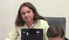 Teisingumo ministrė M. Vainiūtė.