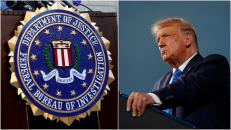Donaldas Trampas (Donald Trump) prabilo apie FTB ir CŽV prieš jį rengtą sąmokslą, kurio tikslas – surengti valstybinį perversmą.