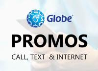 globe prepaid call, text, data and combo promos
