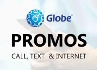 Globe Prepaid Unli Call, Text, Data And Combo Promo List 2020