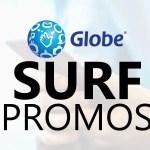 Globe surf promos | Mobile Internet