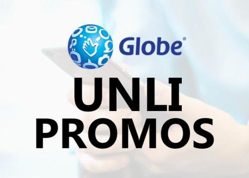Globe GOUNLI Promos 2019 [UPDATE]: Unli Call & Text w/ Data