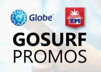 Globe Gosurf Promo Offers 2020: Register, Free WiFi, Extend, Add-ons