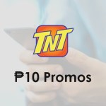 Talk 'N Text | TNT 10 Pesos Promos: Unli Call, Text & Data