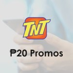Talk 'N Text | TNT 20 Pesos Promos: Call, Text & Data