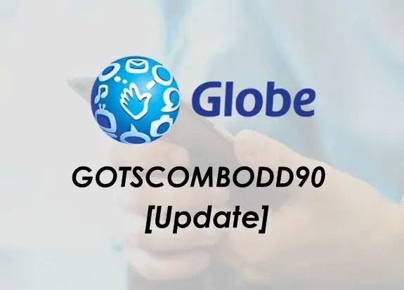 GOTSCOMBODD90 2019 [UPDATE]: 2GB + free 2GB, unli all net texts