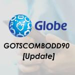 Globe GOTSCOMBODD90 2019: Freebies, Data/MB add-ons, Extension, Check Status