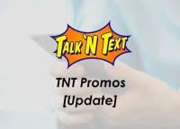 Talk 'N Text | TNT Promos 2019: Unli Call, Text & Data Combo