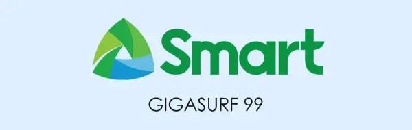 SMART GIGASURF 99 / GIGA SURF 99 Promo Details 2019
