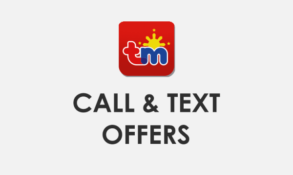 TM Unli Call And Text Promo Offers 2021 for 2/3/7 days, 30 days / 1 month