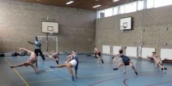 Eerste training
