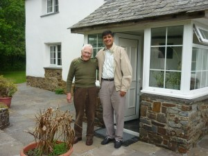 James Lovelock and Perses Bilimoria