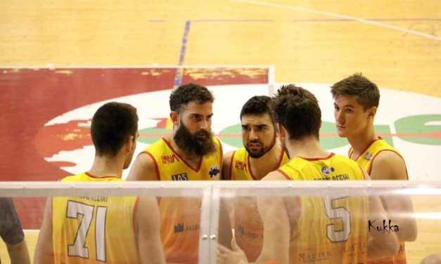 Basket, Roseto e Giulianova vincono e brindano