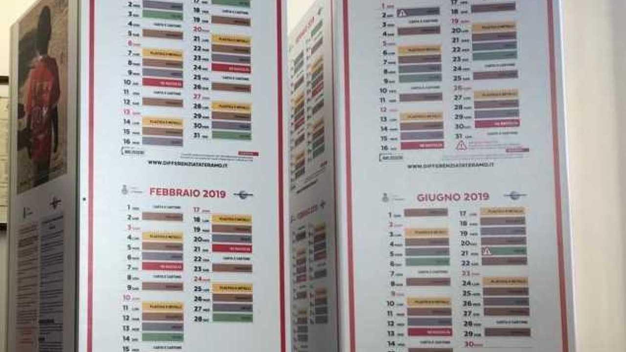 Teramo Ambiente Calendario.San Nicolo Il Comitato Domani Distribuira I Calendari