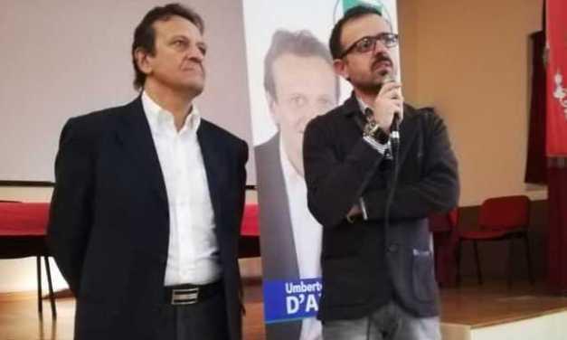 REGIONALI, UMBERTO D'ANNUNTIIS (FORZA ITALIA) CONTINUA IL TOUR ELETTORALE