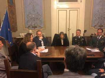 Ministro Stefani A Teramo Foto 1