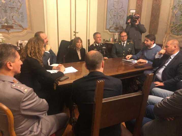 Ministro Stefani A Teramo Foto 4