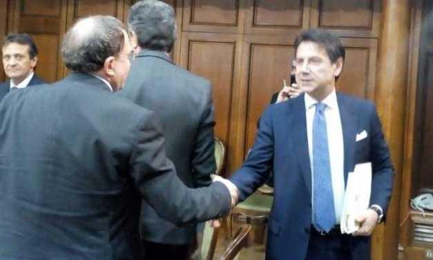 Sblocca-Cantieri, D'Annuntiis a Palazzo Chigi per la definizione del Decreto Legge di prossima approvazione