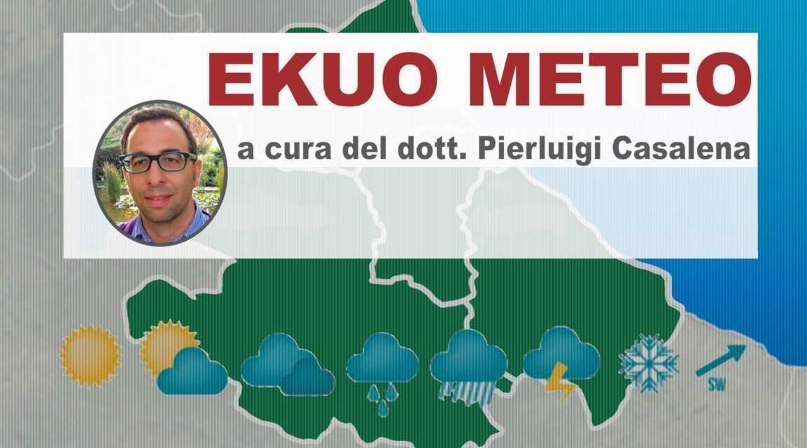 Ekuo Meteo | Mercoledì 17 aprile 2019