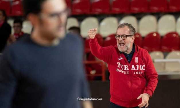 "Basket B, Domizioli: ""La vittoria con Nardò ci ha ridato entusiasmo"""