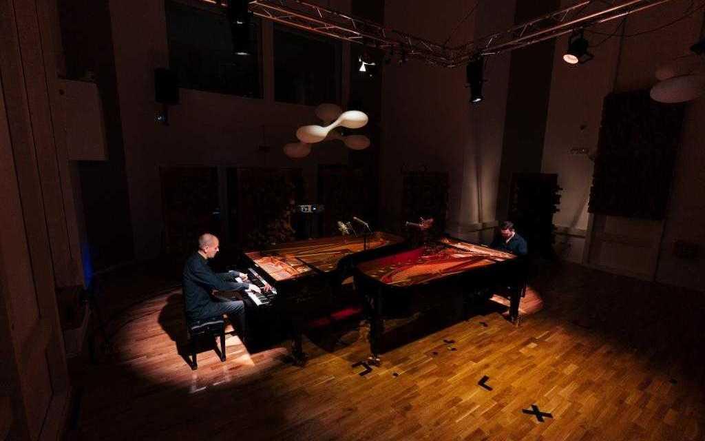 A Teramo  Coclite e Travaglini duettano in Two Pianos al Teatro Comunale