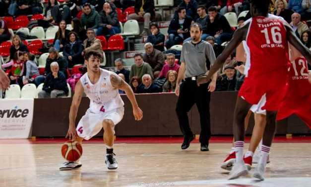 """Basket B, Valerio Costa: """"Felici della vittoria nel derby e siamo pronti per il finale di stagione"""""""