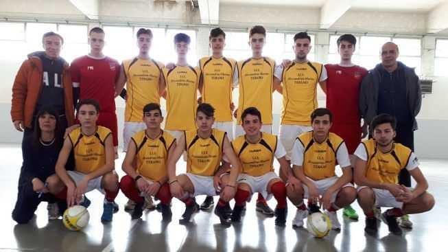 Teramo, l'Istituto Alessandrini-Marino ai campionati mondiali di calcio studenteschi