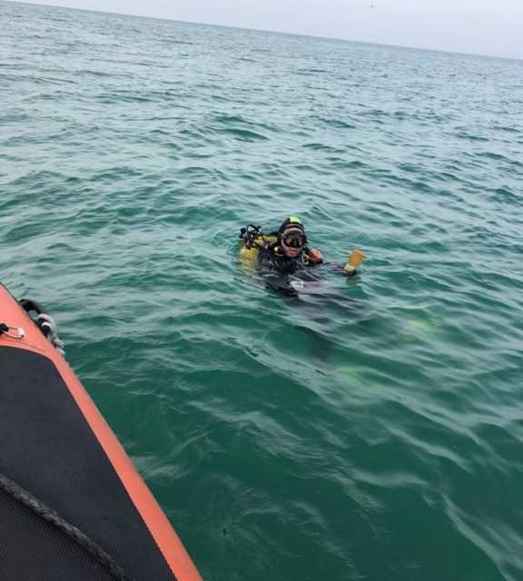 Pineto, riprese le ricerche in mare del 42enne  scomparso da casa